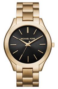 MICHEAL Michael Kors Slim Runway Bracelet Watch, 42mm